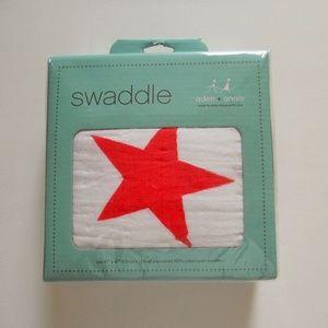 aden + anais Flouro Star Swaddle